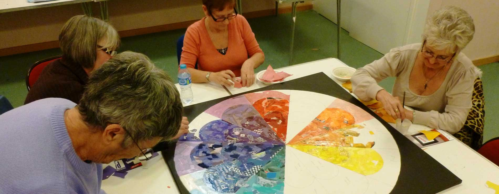 Arts for health and well-being